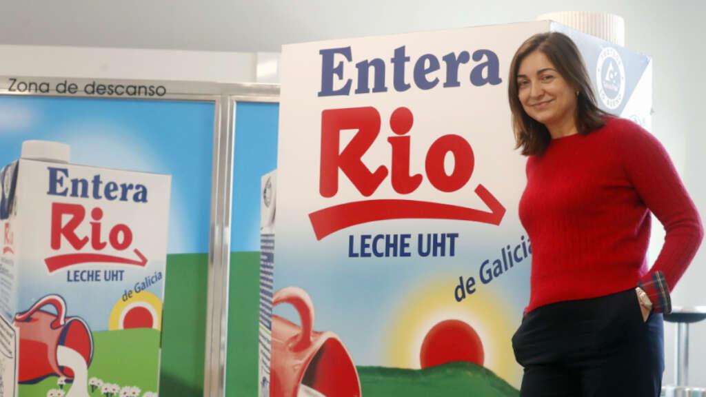 Carmen Lence, consejera delegada de Leche Río / E.P.