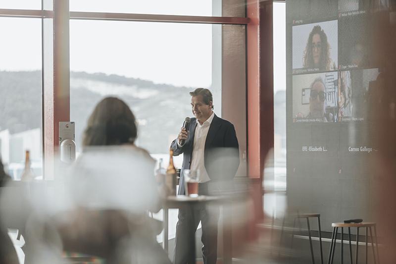 Un informe corona a Ignacio Rivera como el CEO más eficiente en Linkedin de España