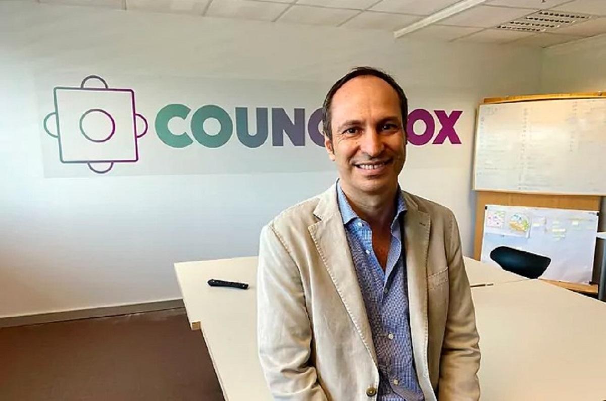Javier Polo, CEO de Councilbox