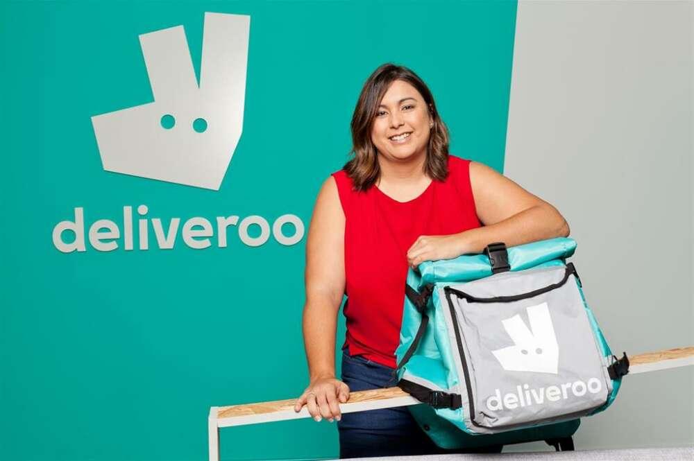 Diana Morato, ex directora general de Deliveroo / EP