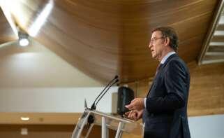 El presidente de la Xunta, Alberto Núñez Feijóo / Xunta