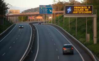 La AP-9 conecta Galicia de norte a sur desde Ferrol hasta Tui / EP