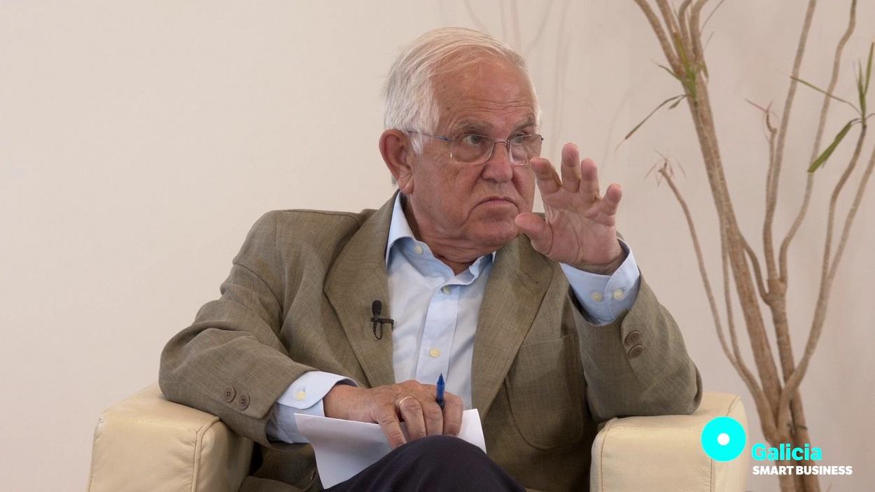 Jorge González Gurriarán en el Observatorio de Economía Digital Galicia sobre la crisis industrial