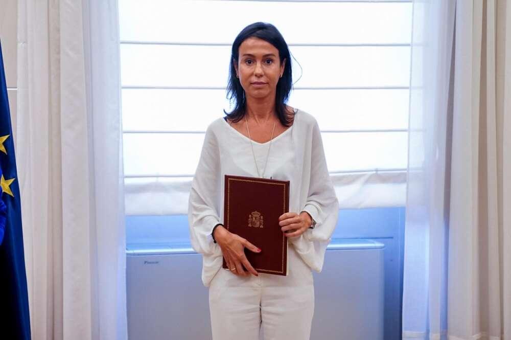 Isabel Pardo de Vera. Foto: Europa Press