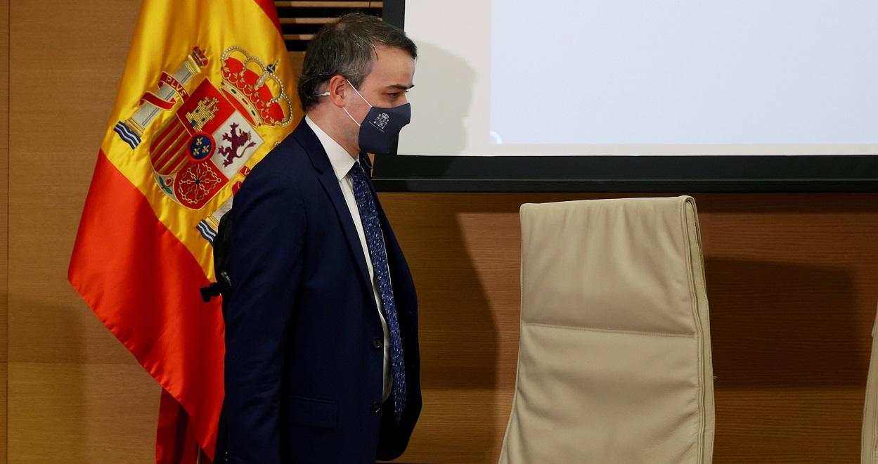 Iván Redondo. EFE/J.J. Guillén