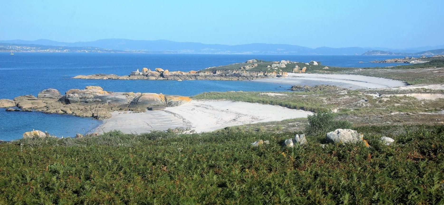 Dónde se encuentran las islas Atlánticas de Galicia