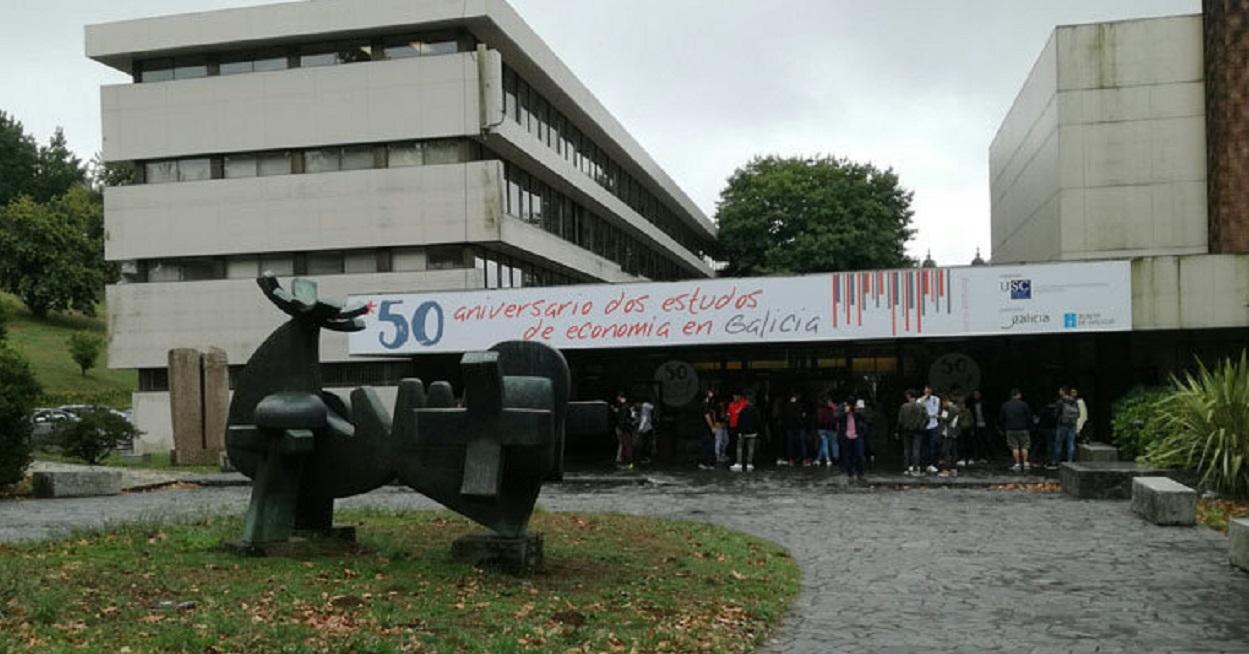 Facultad de Ciencias Económicas y Empresariales de la Universidad de Santiago de Compostela