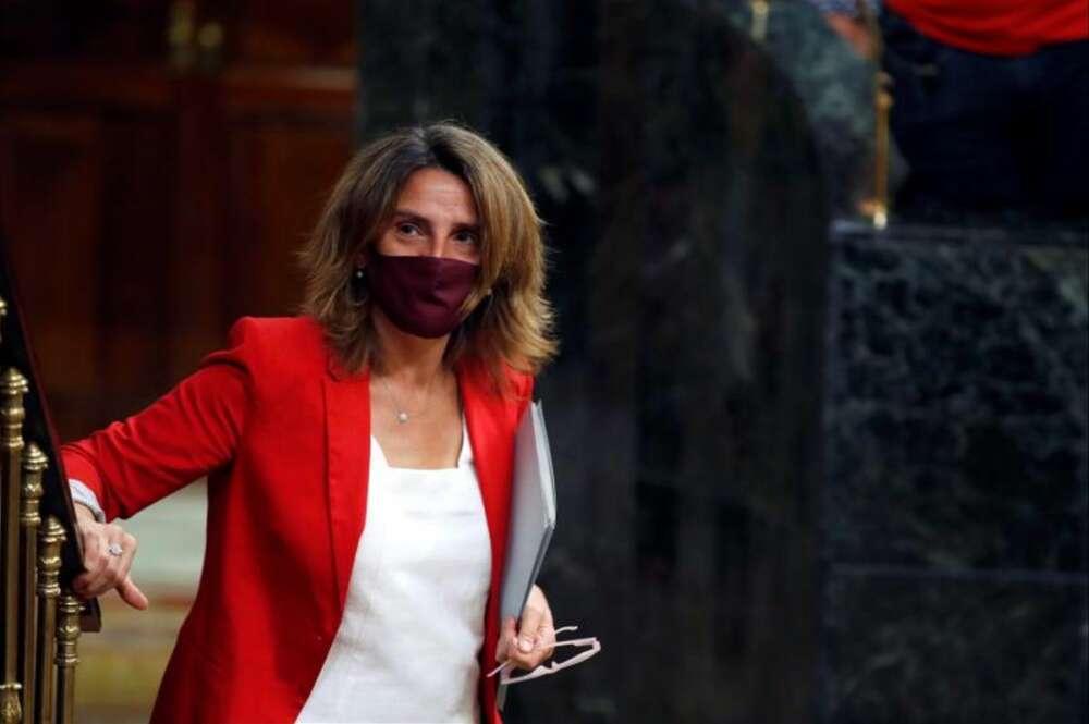 Teresa Ribera, ministra para la Transición Ecológica / EFE