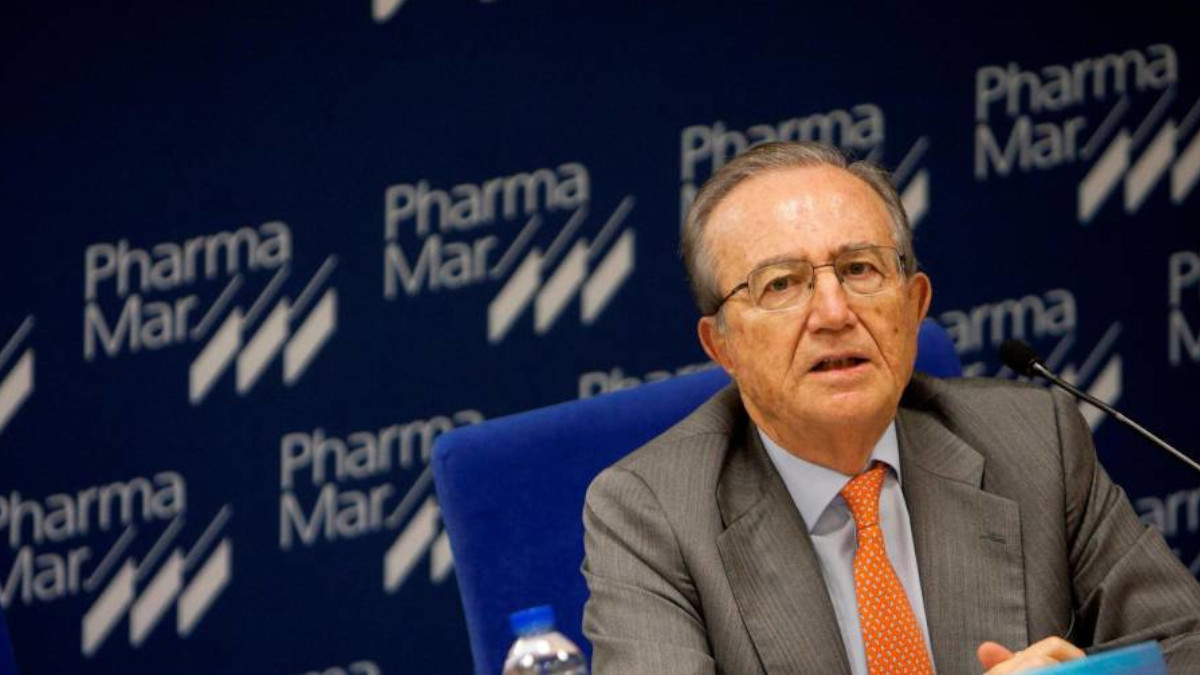 El presidente de Pharma Mar, José María Fernández de Sousa / EFE