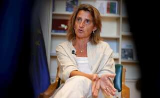 La ministra de Transición Ecológica, Teresa Ribera / EFE