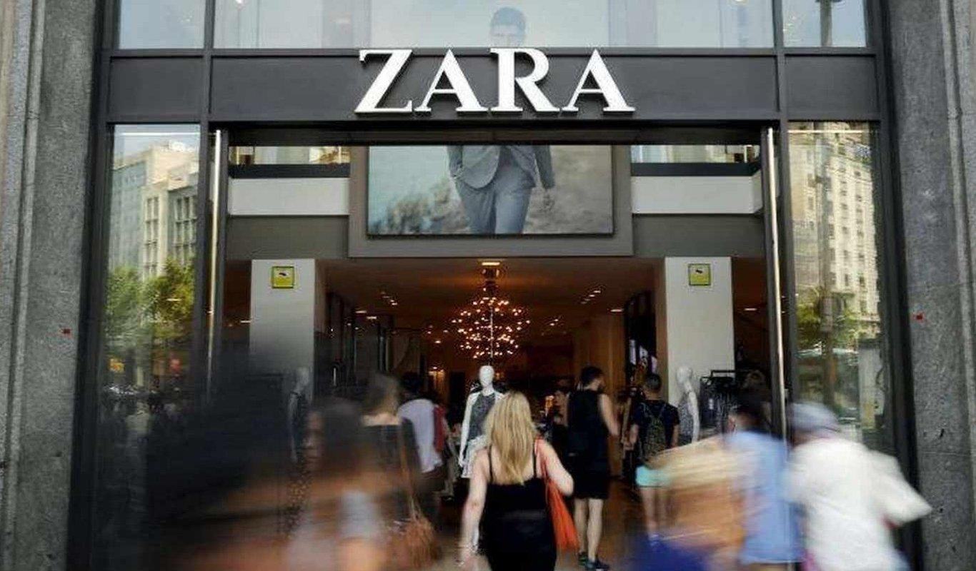 Tienda de Zara, la marca de referencia de Grupo Inditex / EFE