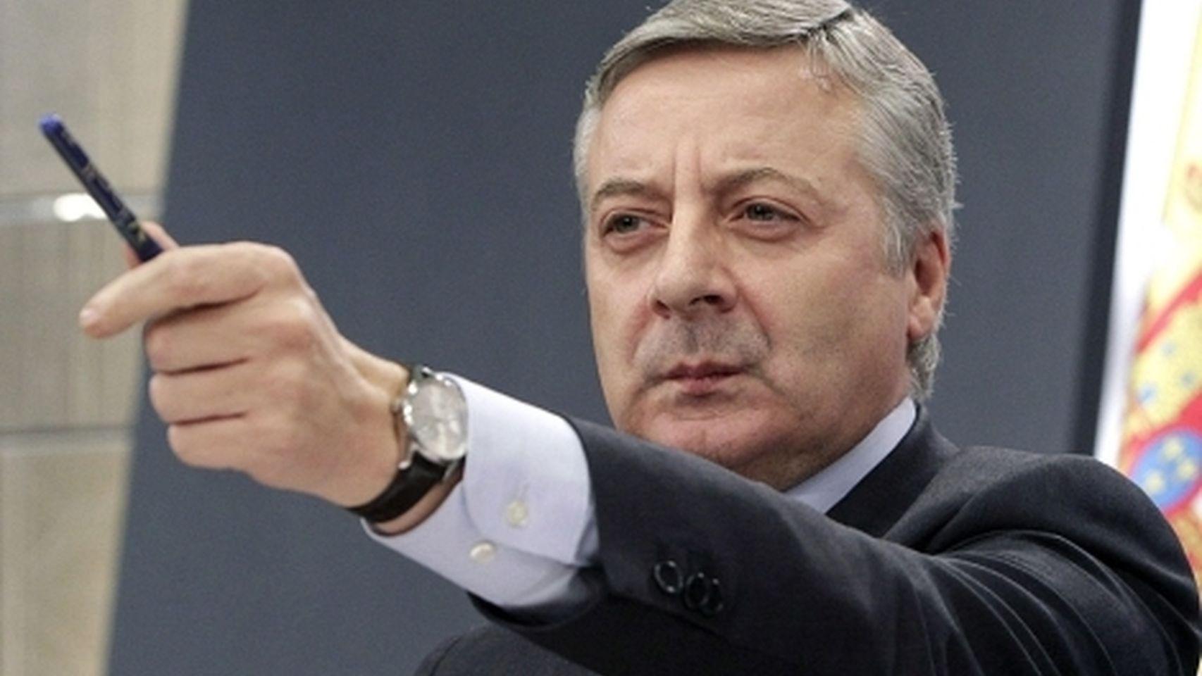 El exministro de Fomento, José Blanco / EFE