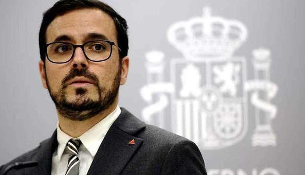 Alberto Garzón / EP