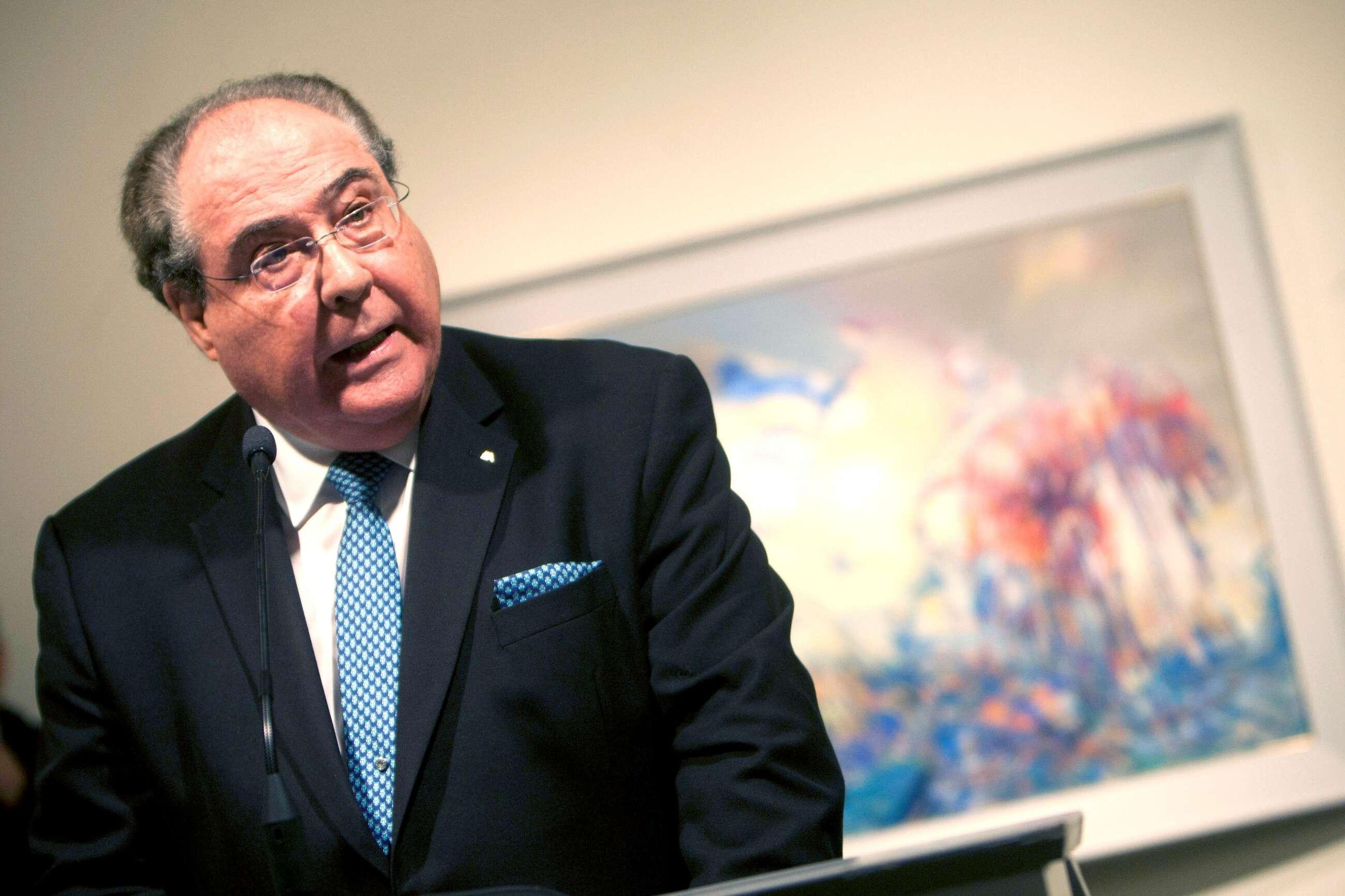 Miguel Ángel Escotet, nombrado rector de la universidad de Abanca