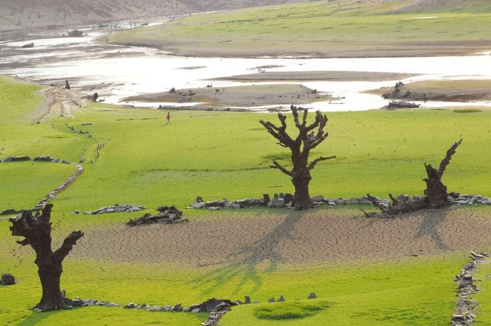 El otro embalse gallego que vacía Iberdrola: un 32% menos de agua desde agosto
