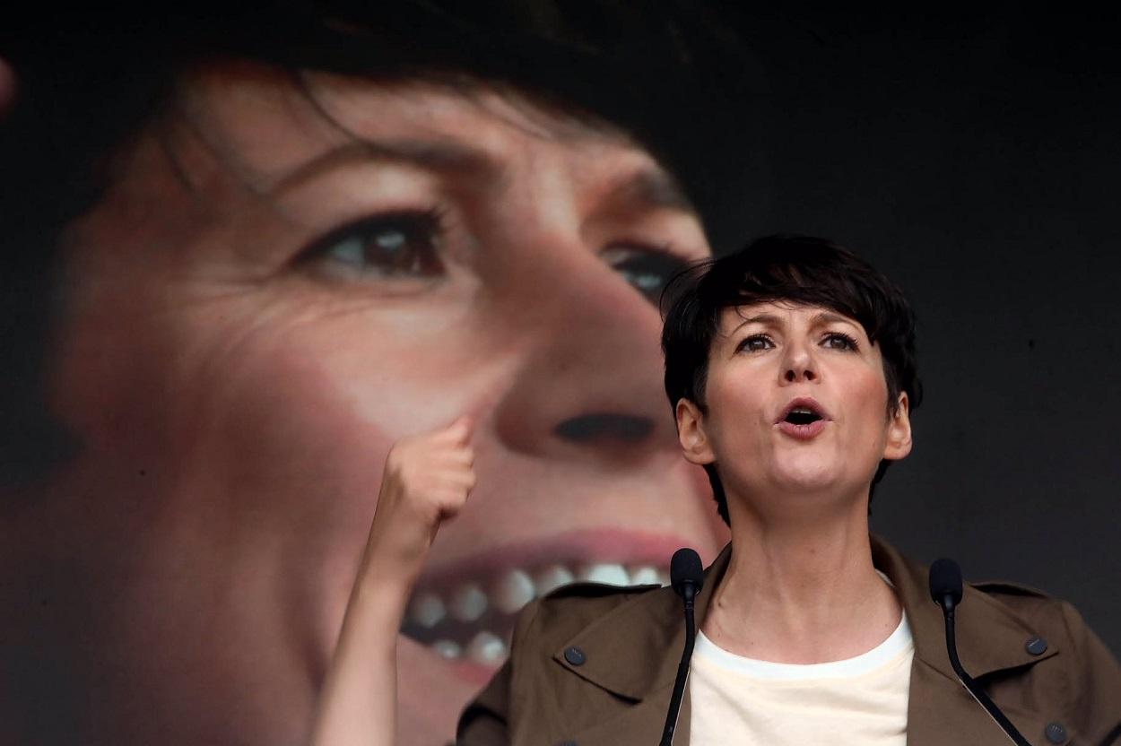 Ana Pontón, portavoz nacional del BNG. César Arxina - Europa Press