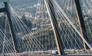 Puente de Rande, en Vigo / EP