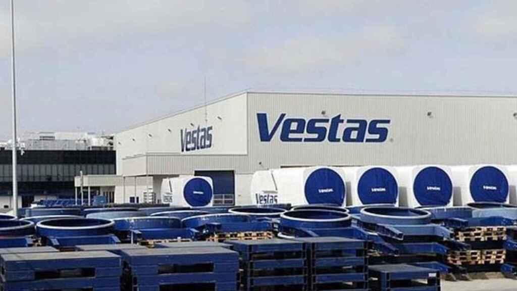 Vestas anuncia el cierre de la planta de Viveiro