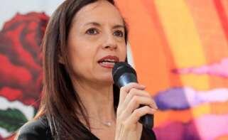 Beatriz Corredor, presidenta de Red Eléctrica. EFE
