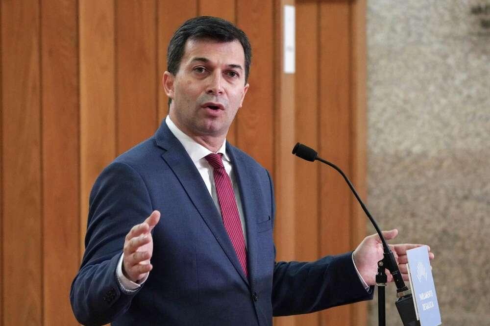Gonzalo Caballero en el Debate del Estado de la Autonomía. Foto: Europa Press