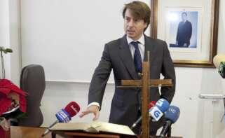 Miguel Corgos, nuevo conselleiro de Facenda