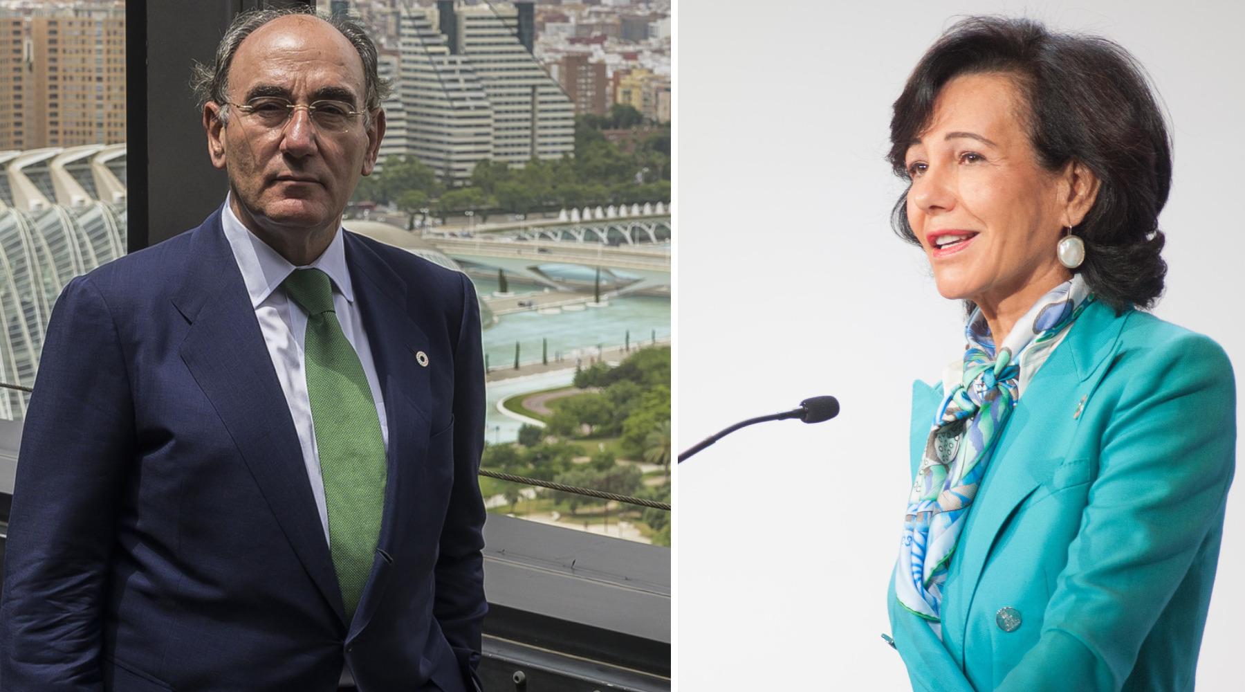 El Santander de Ana Patricia Botín supera el valor en bolsa de Iberdrola, la compañía de Ignacio Sánchez Galán