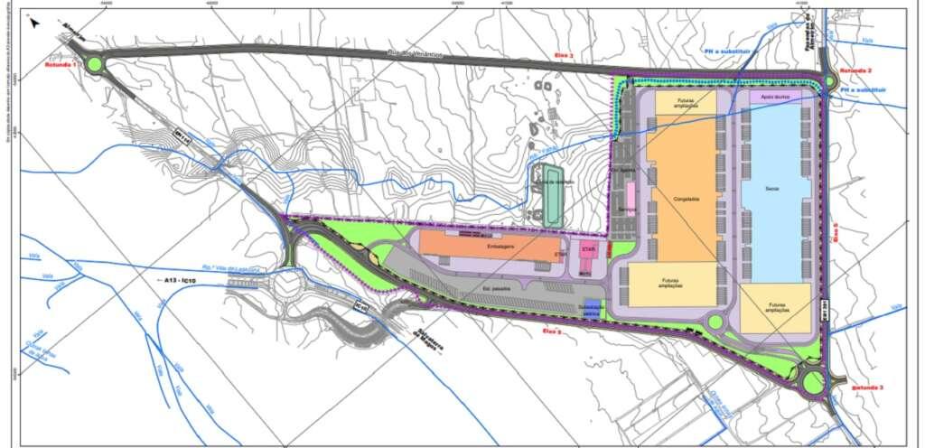 Mercadona asalta Lisboa: así será su nuevo centro logístico de 180 millones y 40 hectáreas