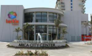 arica city center