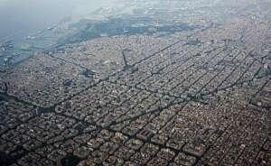 imagen aera de barcelona