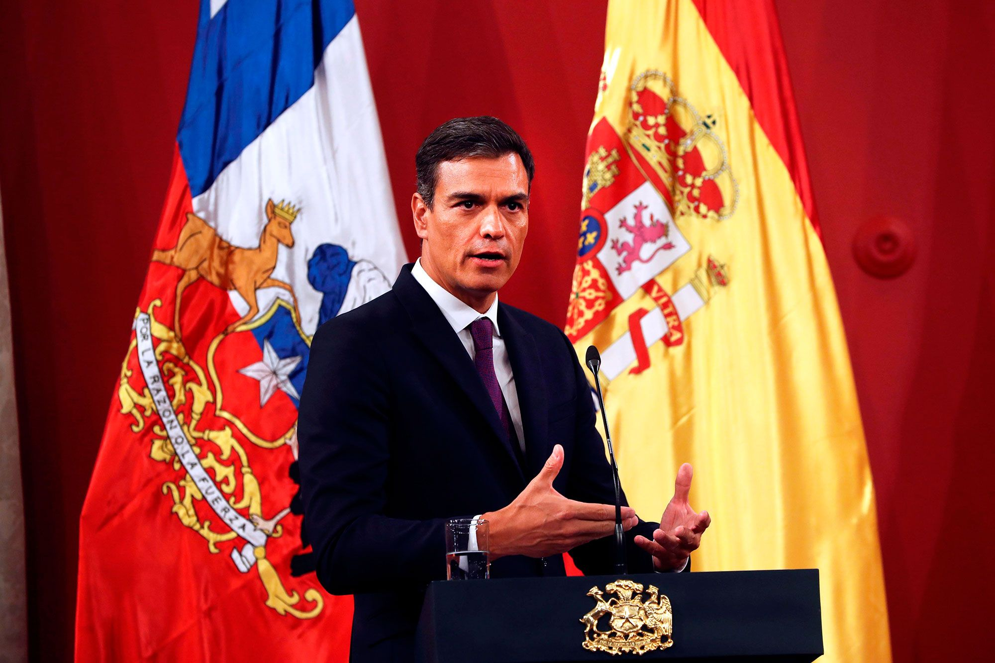 pedro sanchez chile