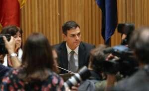 pedro sanchez ha vuelto al tablero politico con la mocion de censura