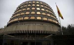 El Tribunal Constitucional en una imagen de archivo. EFE