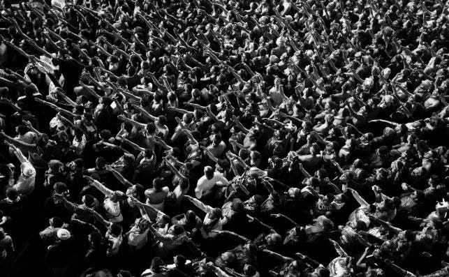 Foto: Romain Laurendeau - World Press Photo