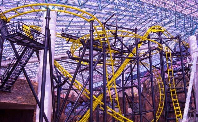 Adventuredome. Foto: Circus Circus.