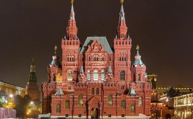 1024px Museo Estatal de Historia, Moscú, Rusia, 2016 10 03, DD 49