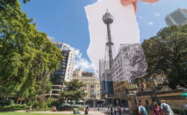 18 Sydney Tower