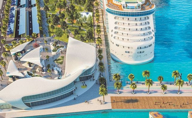 2 Foto Nassau Cruise Port