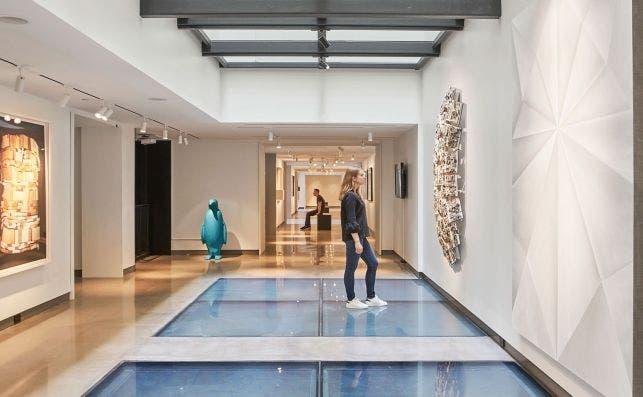 21c Museum Hotels gallery