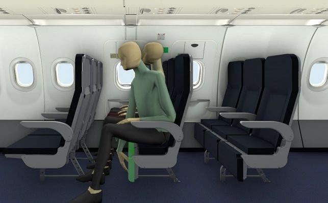 4 CS Airbus Xtend Seat
