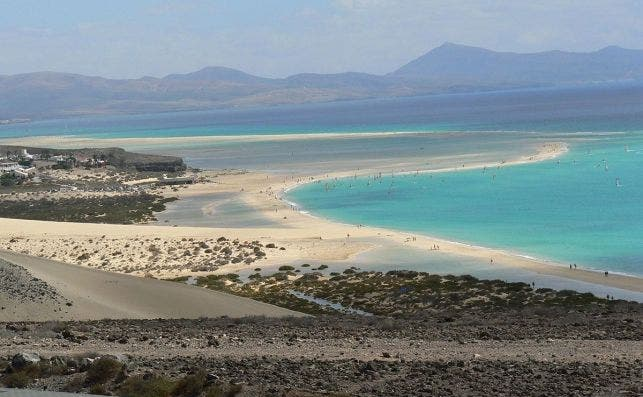 6. Sotavento Beach   Spain (4)