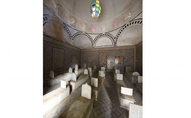 Tumbas de Tourbet El Bey. Foto: Philipp Meuser