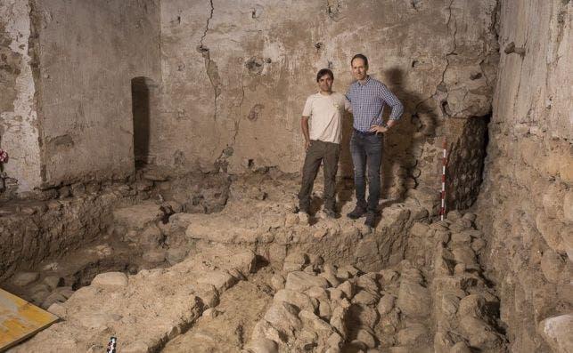 Imagen del interior del Castell de la Bleda. Autor: Xavier Esteve