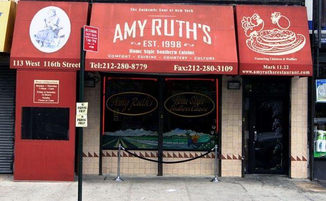 Amy Ruth's new york
