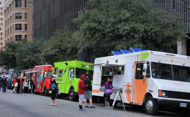 Austin marathon 2014 food trucks