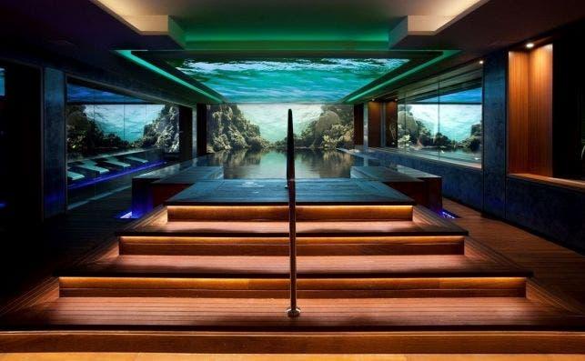Hotel MiM Sitges, una de las inversiones del futbolista Leo Messi. CDB