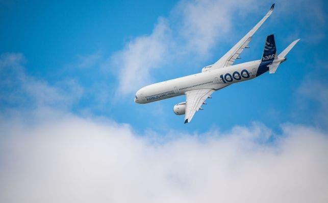 A350 1000 Foto Airbus