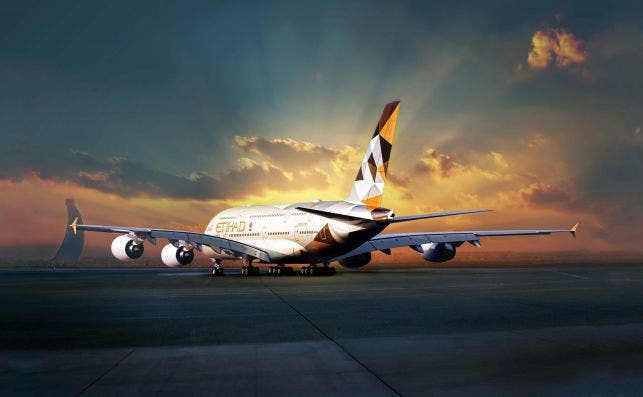 Etihad se pasa al low cost. Foto: Etihad Airways.