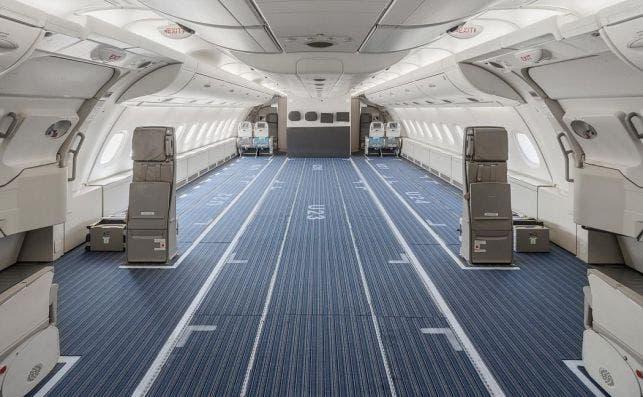 A380 cargo 2. Foto Hi Fly