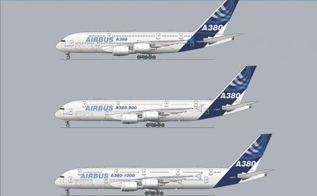 A380 comparacion x Werner Dudeck