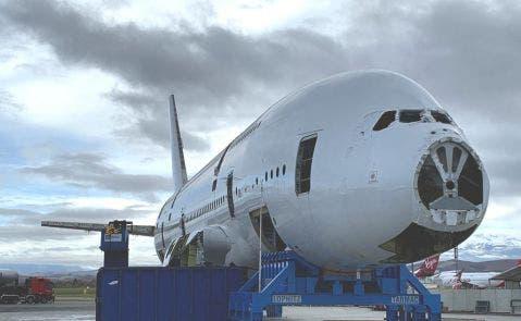 A380 desguace